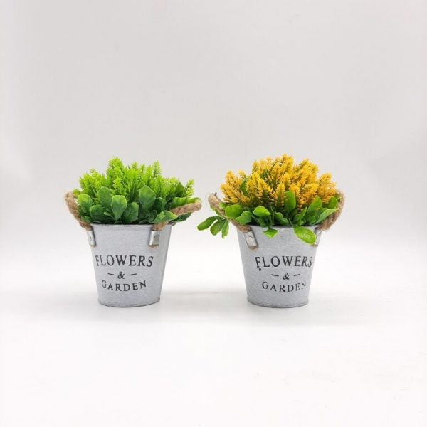 Table Top Potted Flower