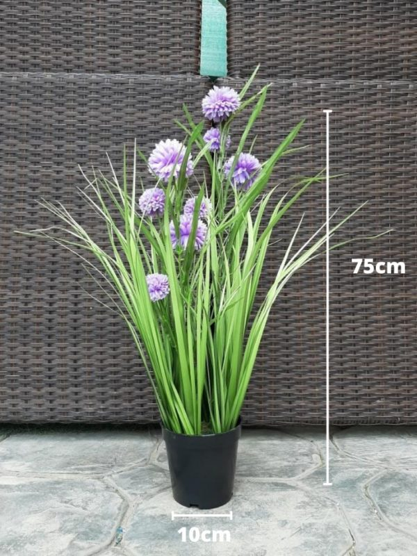 Artificial Reed Grass Plant